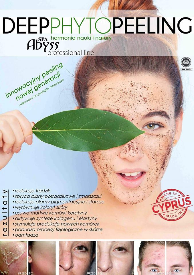 Deep Phyto Peeling Spa Abyss