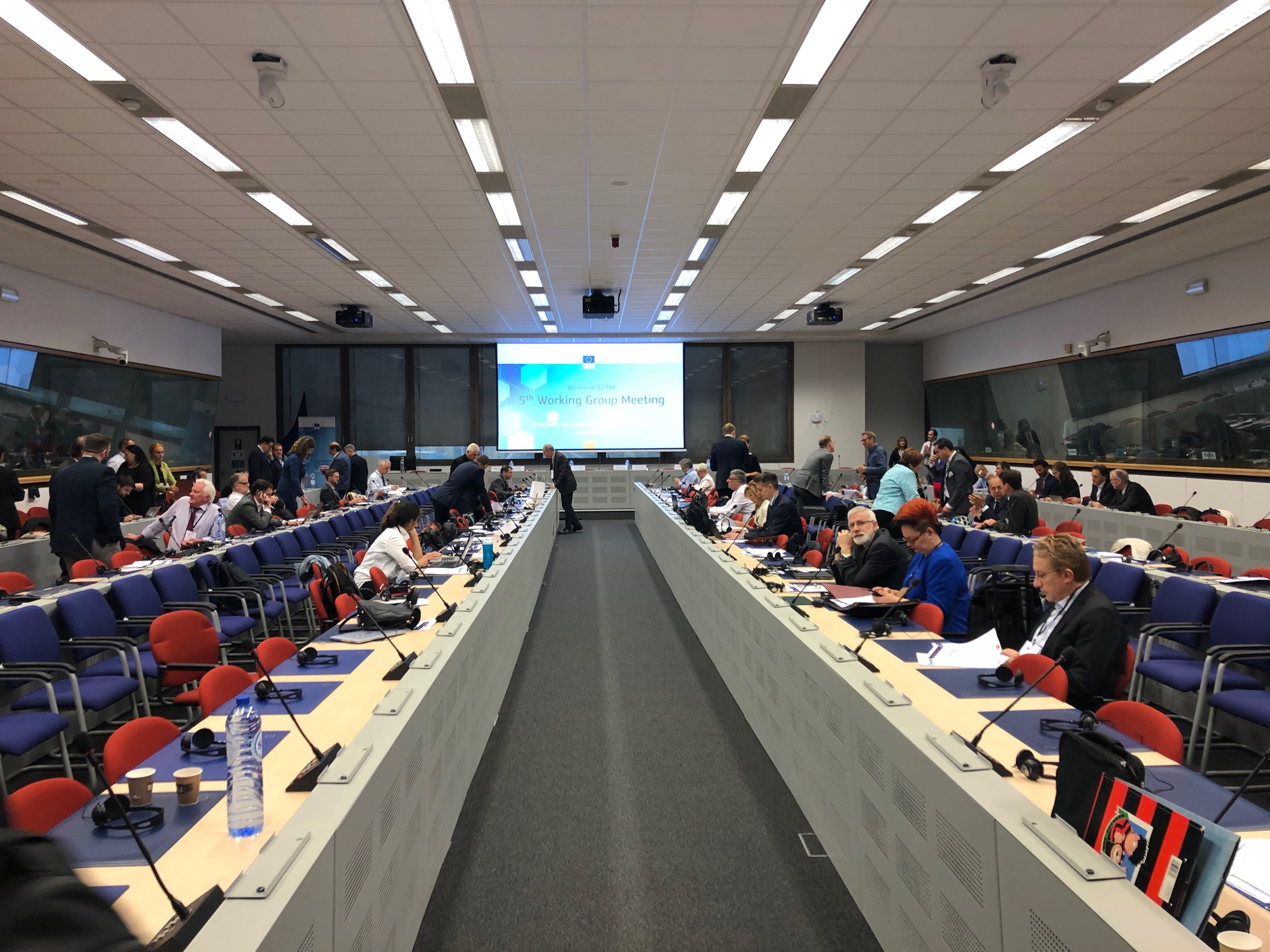 Platform for Coal Regions in Transition - European Commission 15-16.07.2019