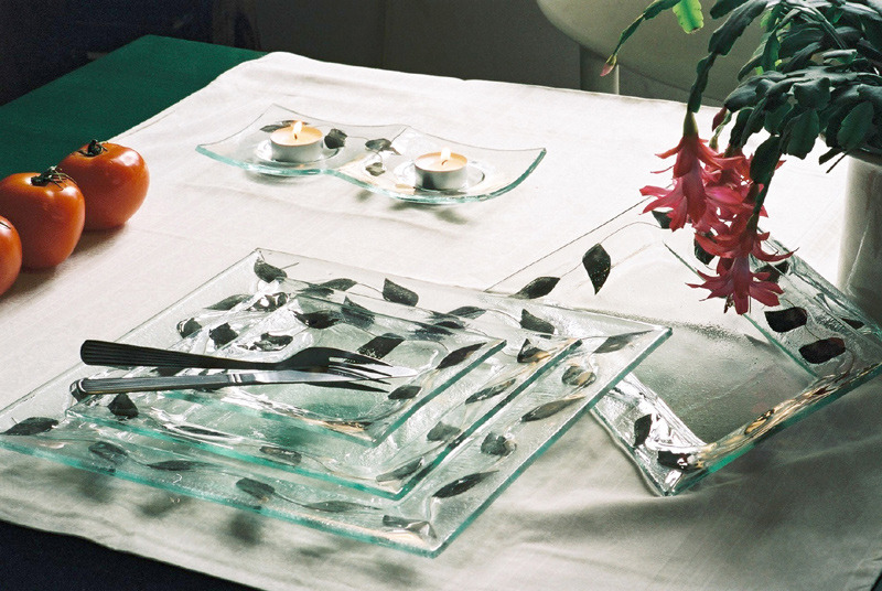 glass plates, glass plates, tableware sets, glass kitchen accessories, salad bowls