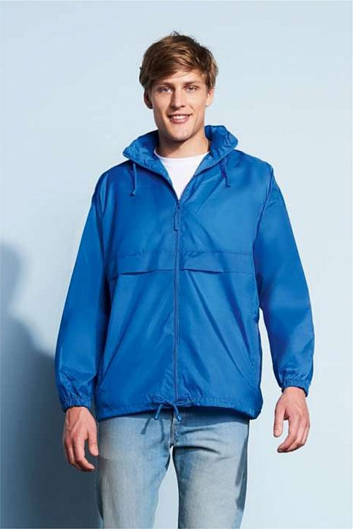 Sol's Surf Waterproof Windbreaker