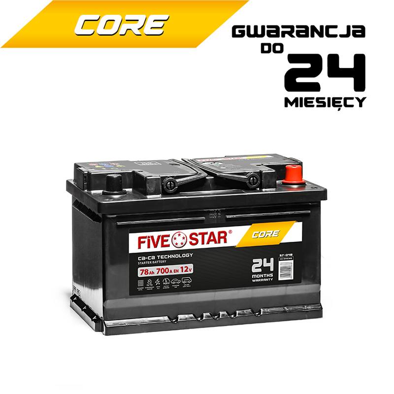 Five Star Core 78 Ah