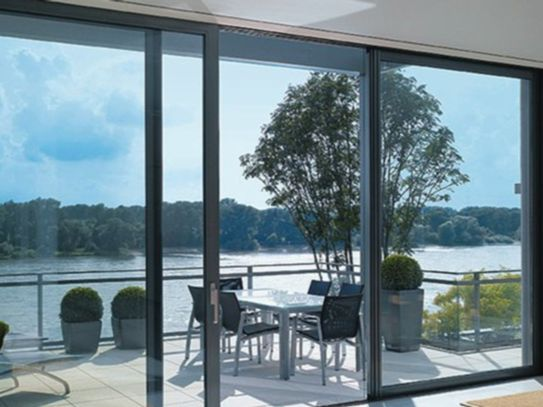 Aluminum windows & doors