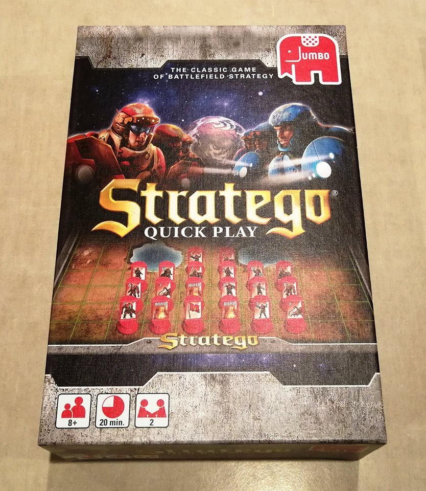 STRATEGO: QUICK PLAY