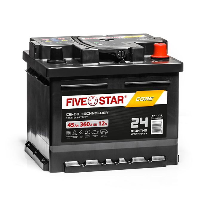 Five Star Core 45 Ah