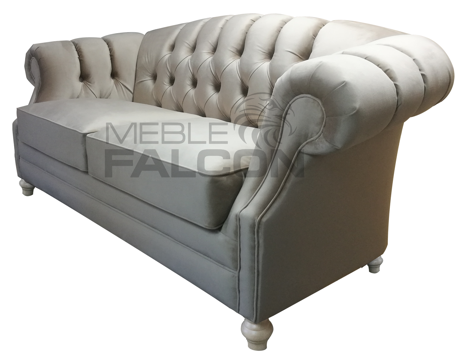 oryginalna sofa chesterfield beżowa producent