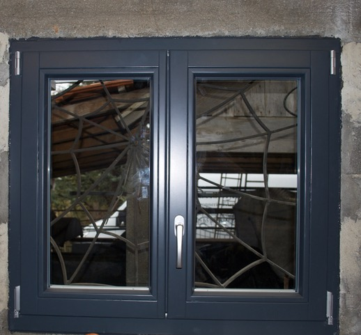 Triple glazed windows and doors France