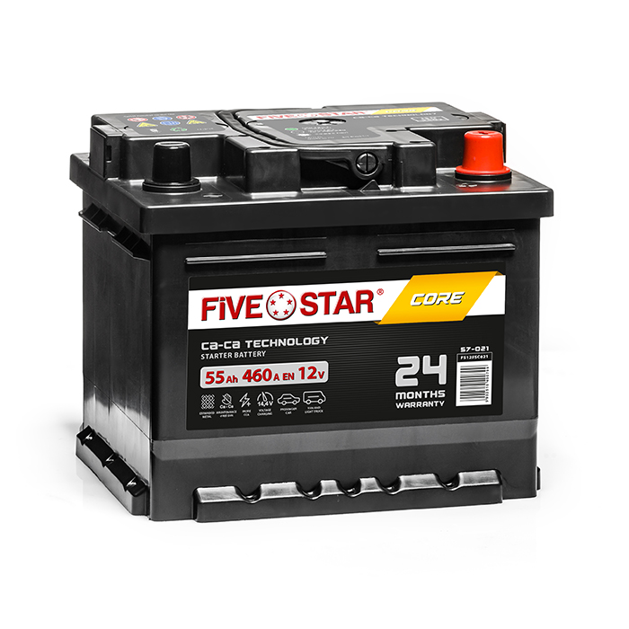 Five Star Core 55 Ah