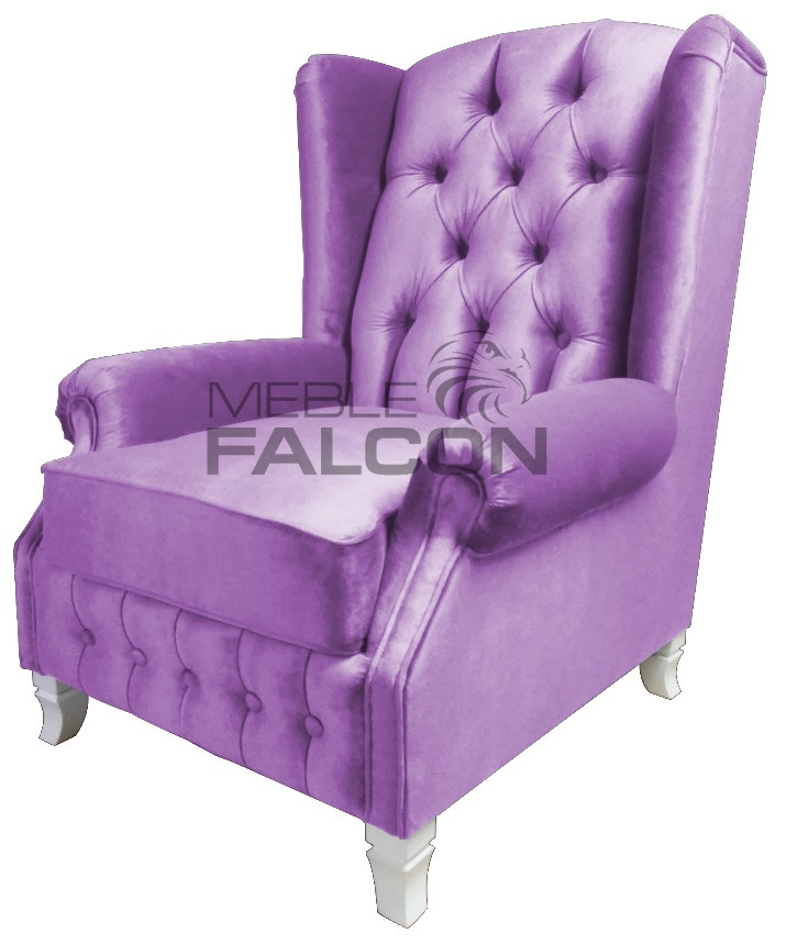 fotel chesterfield meble falcon producent tanio