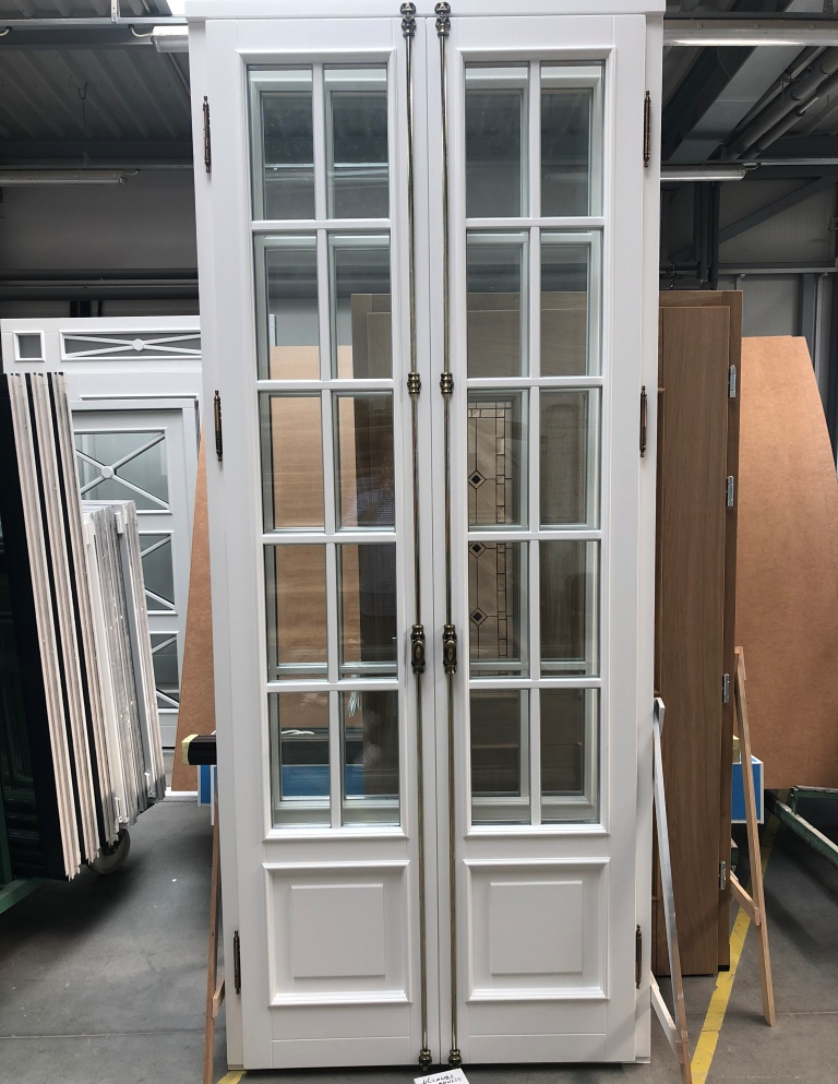 Cote d'azur solid wood doors
