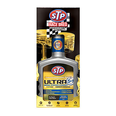 STP - Ultra 5w1 Diesel System Cleaner