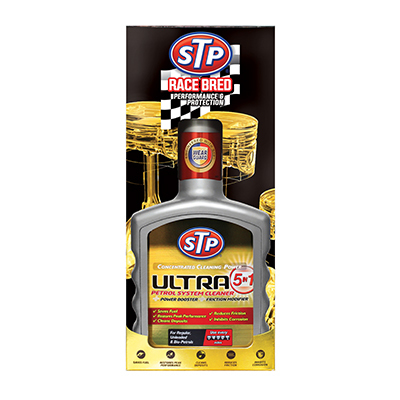 STP - 5w1 Ultra Petrol System Cleaner
