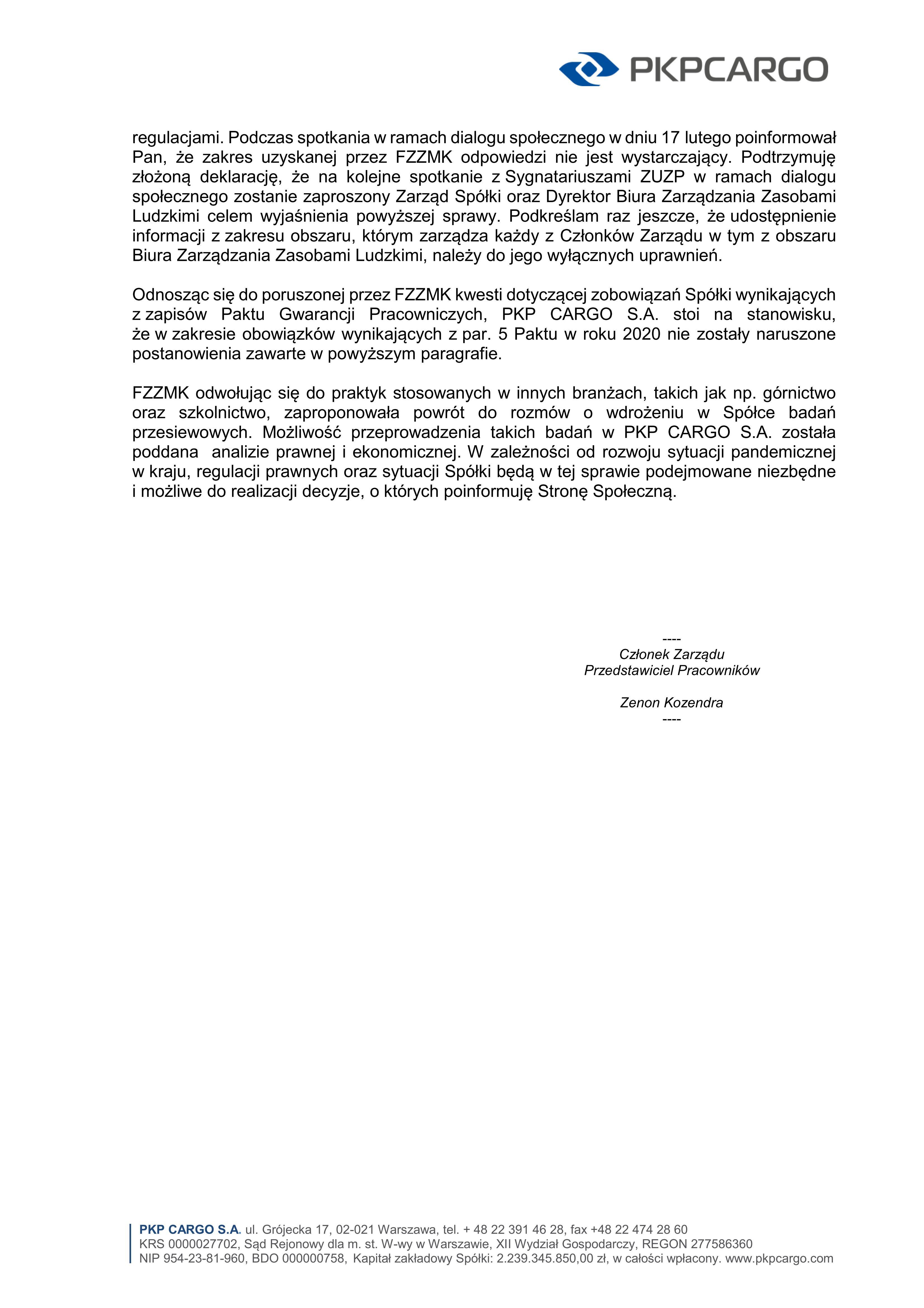 odp CARGO na wyst fzzmk z dnia 18 lutego_01jpg