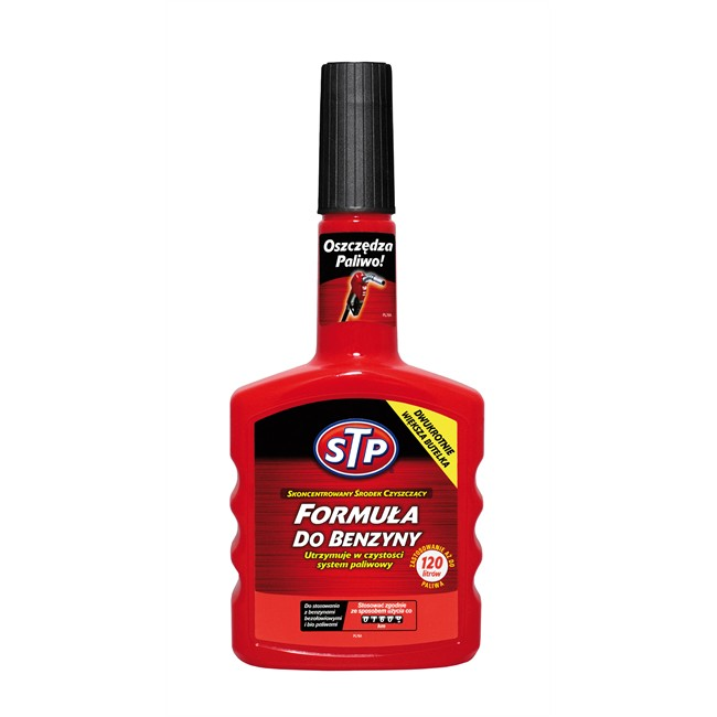 STP - Formuła do benzyn 400 ml