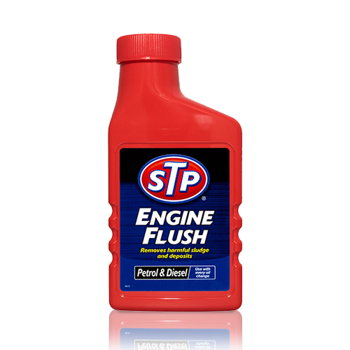 STP - Płukanka silnika Engine Flush do benzyn i Diesli 450 ml