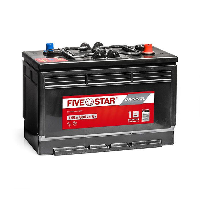 Five Star Original 165 Ah 6V