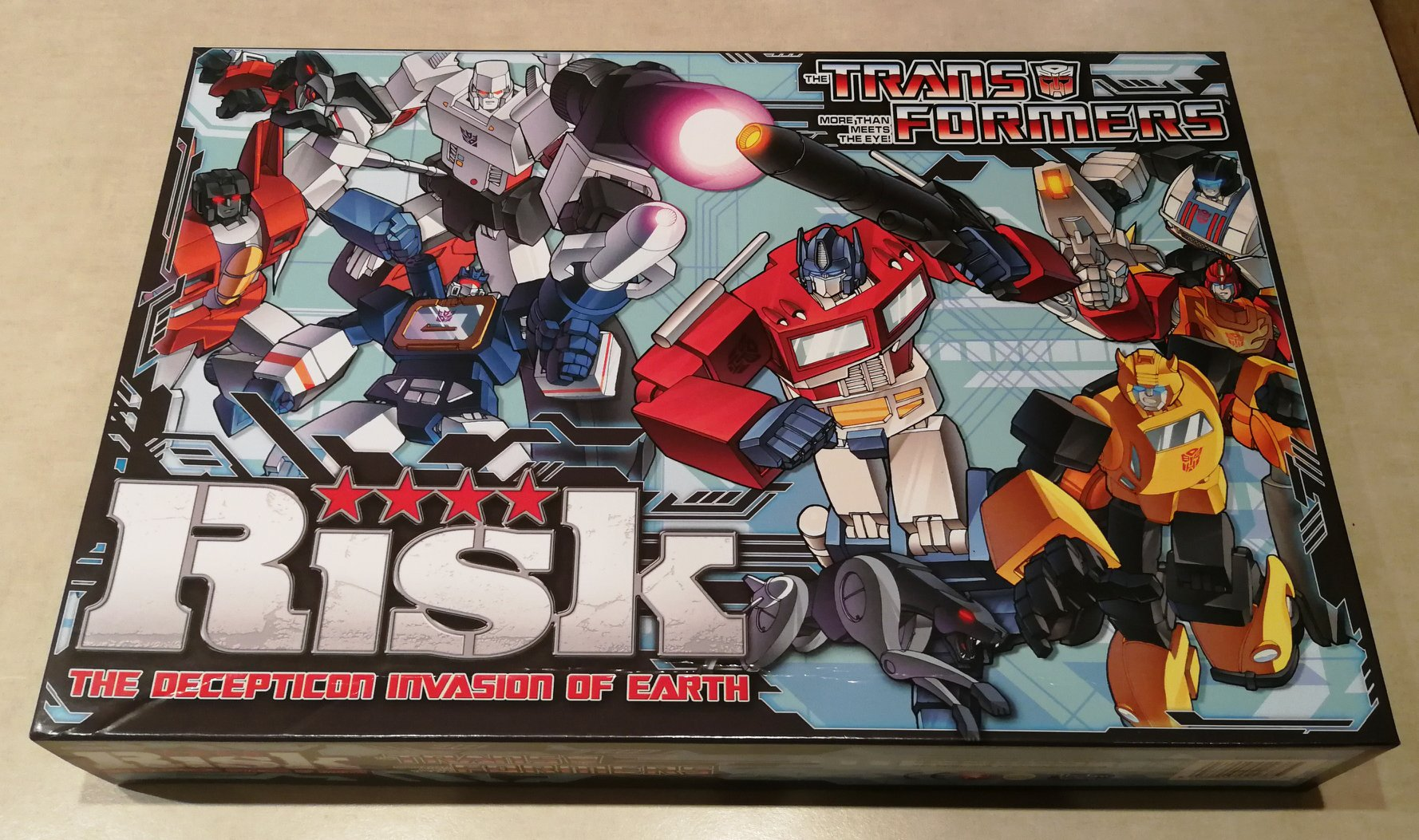 RISK: TRANSFORMERS