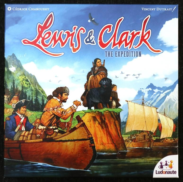 LEWIS I CLARK: THE EXPEDITION
