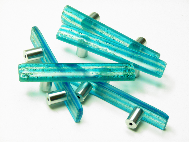 glass drawer knobs, drawer handle, glass knobs for cabinets, door pulls, drawer knobs, fusing glass