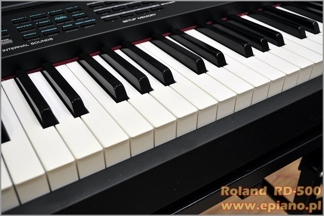 piano roland rd 500. Black Bedroom Furniture Sets. Home Design Ideas