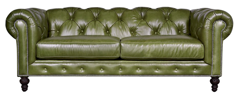 sofa skórzana chesterfield