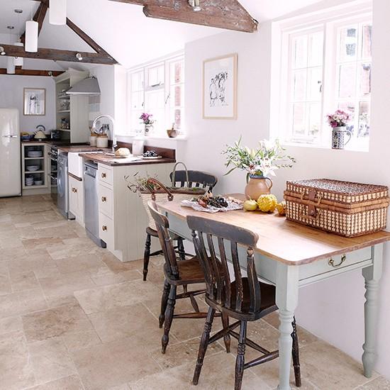 Country Kitchen Floor: Blog