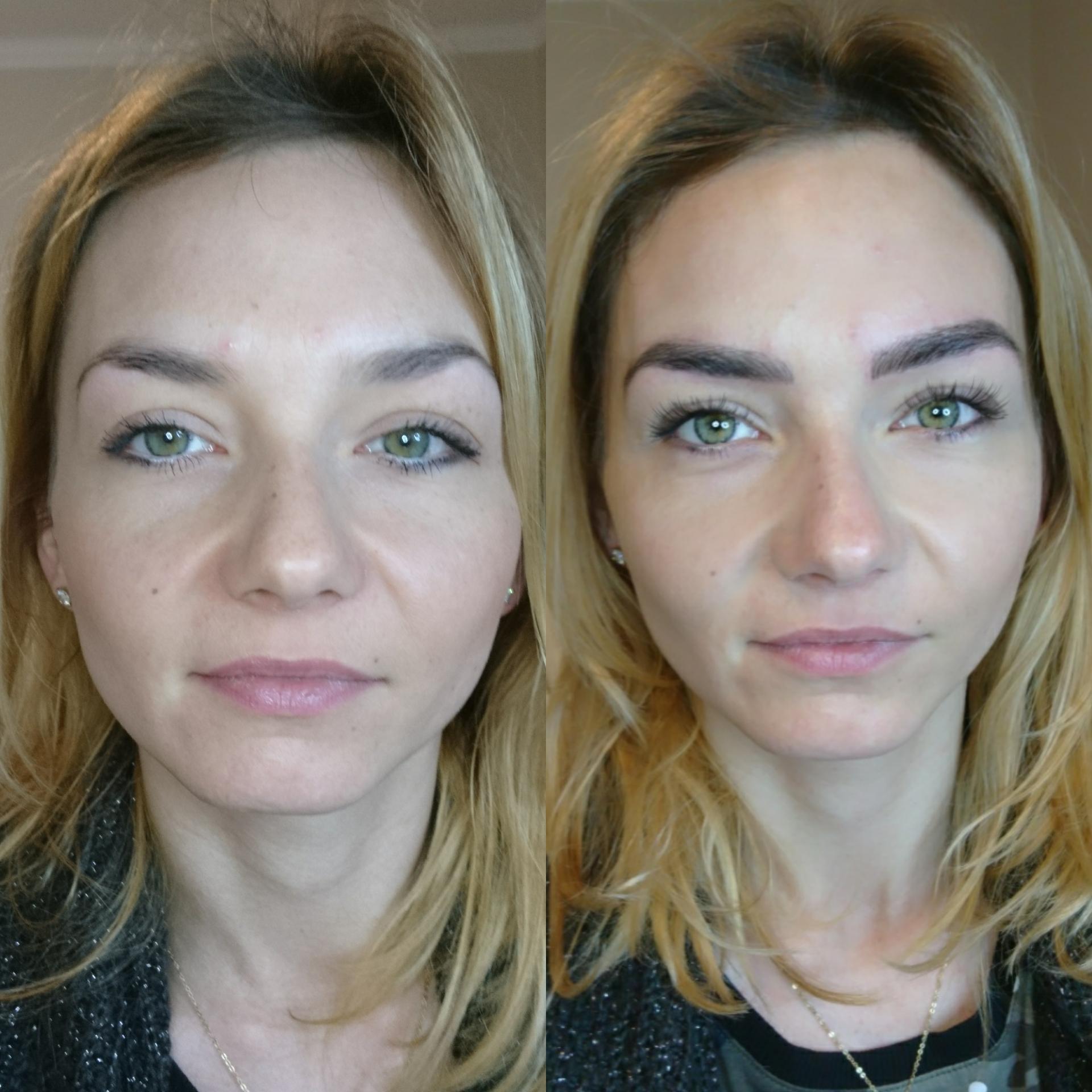 Makijaż Permanentny łódź Coś Pięknego Gabinet Kosmetyczny