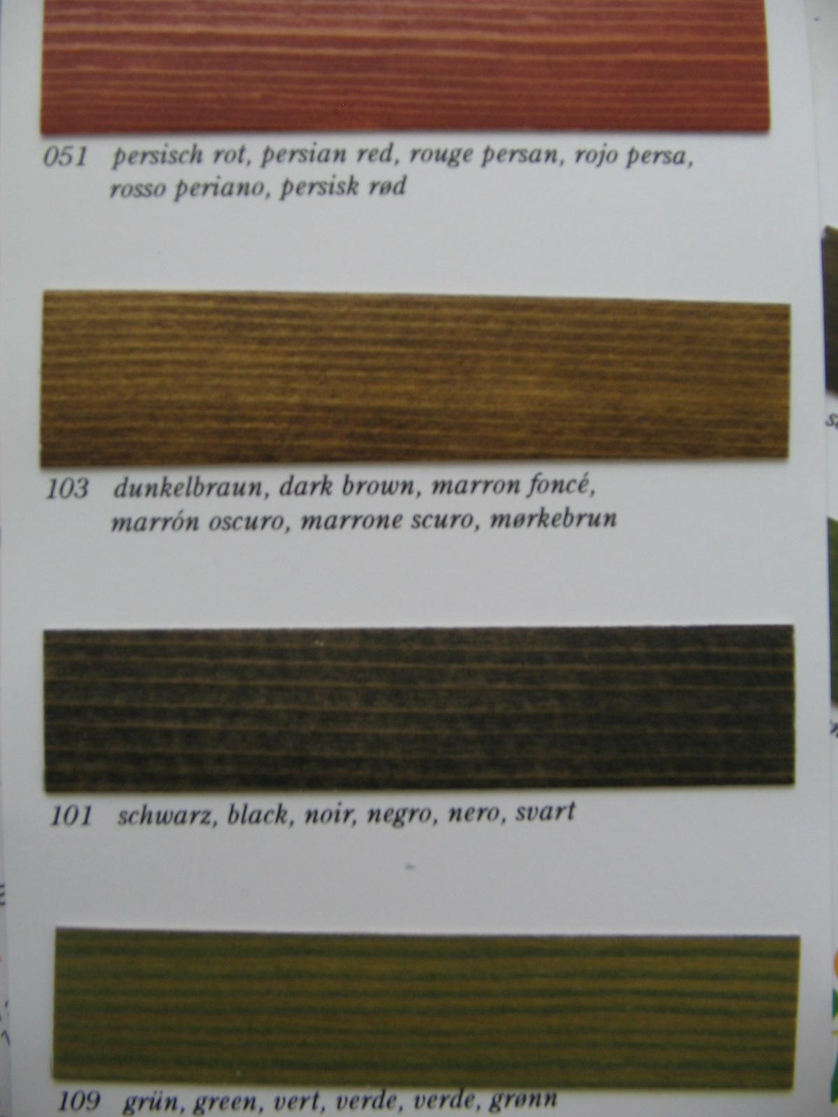 olej na zewnatrz do drewna Donnos 223 livos
