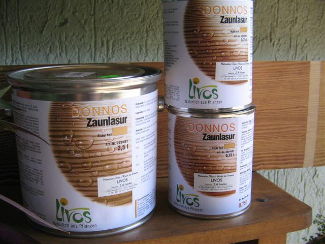 oleje na drewno zewntrzne Livos