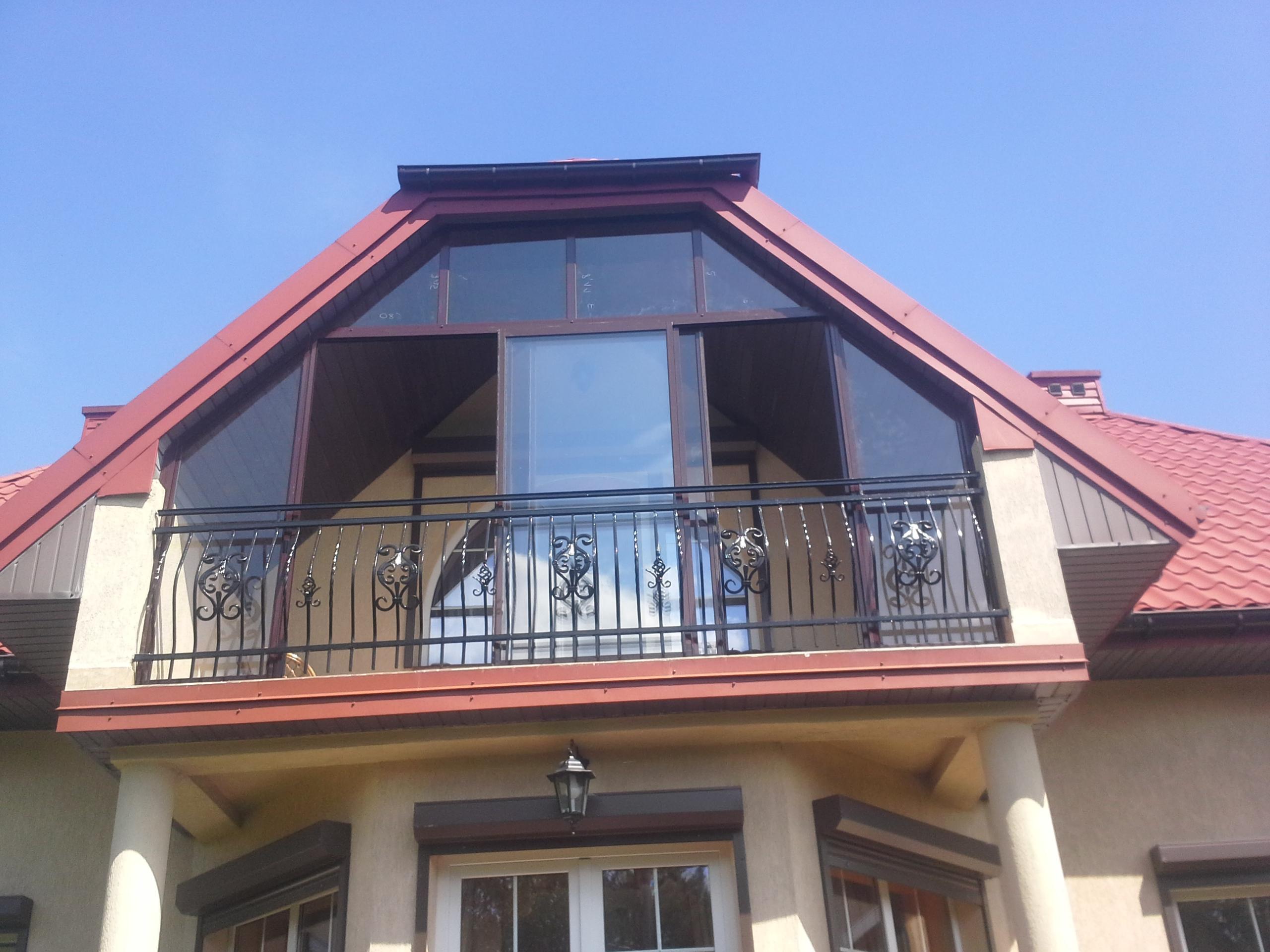 Zabudowa Balkonu Zabudowy Balkonow Stolar Bud
