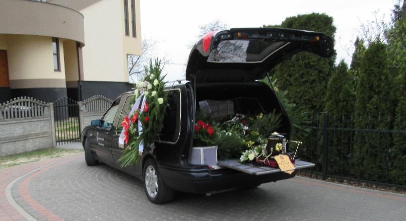 wieńce i wiązanki pogrzebowe warszawa
