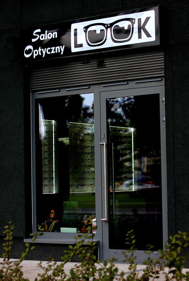 Salon optyczny warszawa