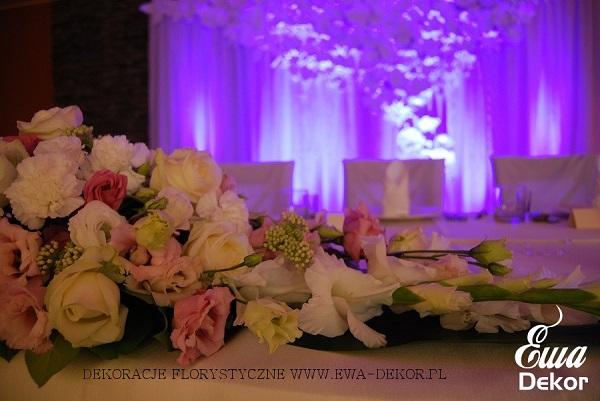 Ewa dekor dekoracje weselne for Dekor hotel tel