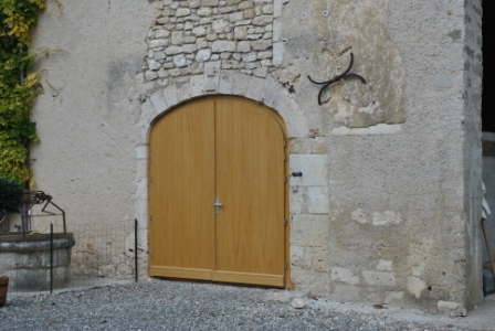 Solid Oak Barn Doors
