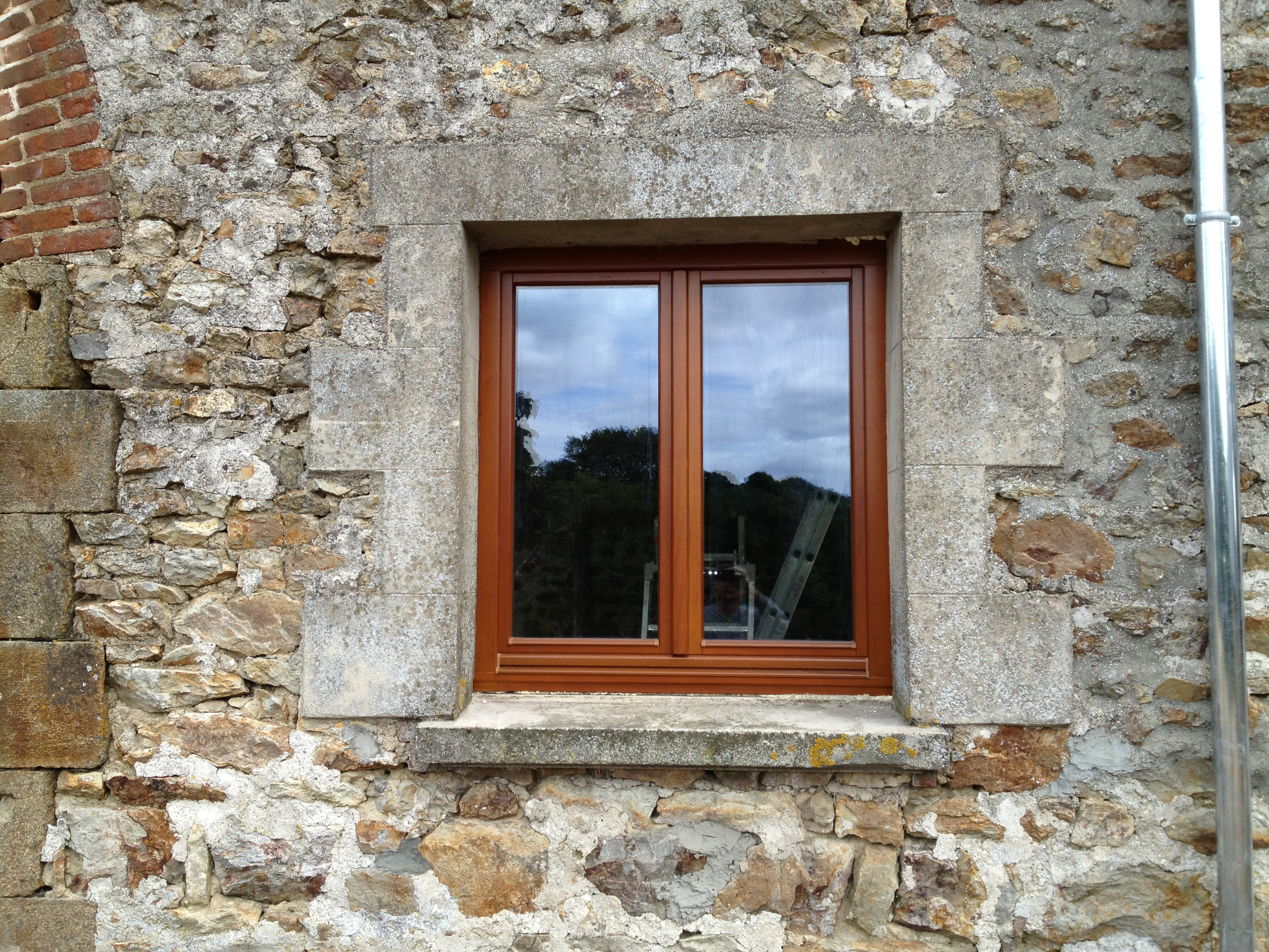 Wooden windows from Poland