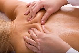 Masa leczniczy krgosupa - podczas zabiegu