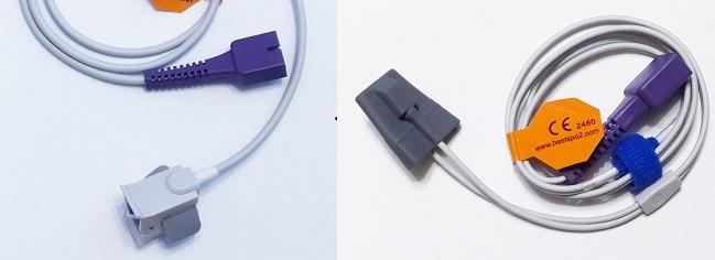 Czujnik pulsoksymetru dla dzieci na palecjpg