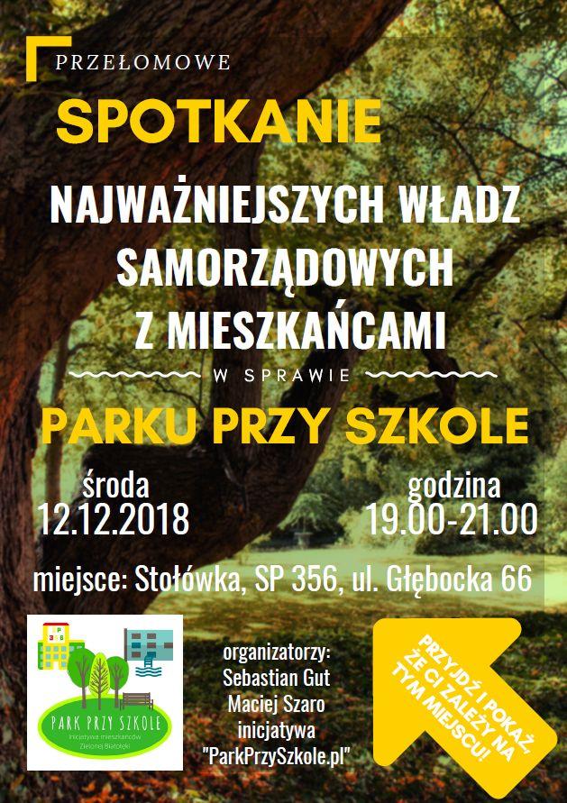 Zaproszenie_Park_przy_Szkolejpg
