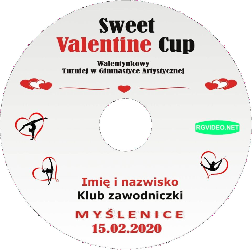NAGRANIE VIDEO - SWEET VALENTINES CUP 2020 - MYŚLENICE