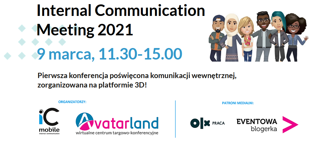 Internal Communication Meeting 2021