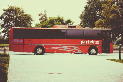 partybus exterior