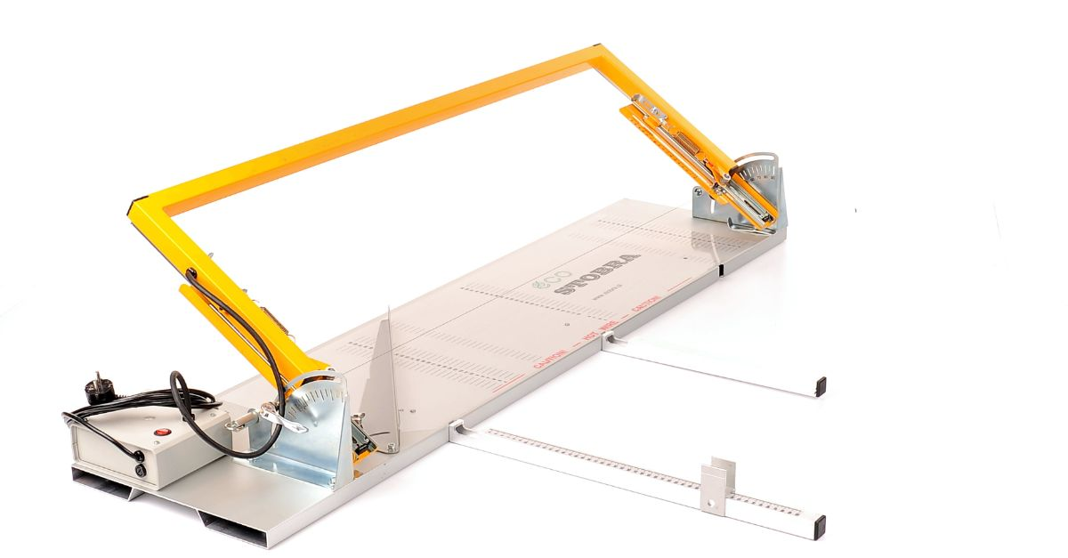 Hot Wire Foam Cutter - model FR01