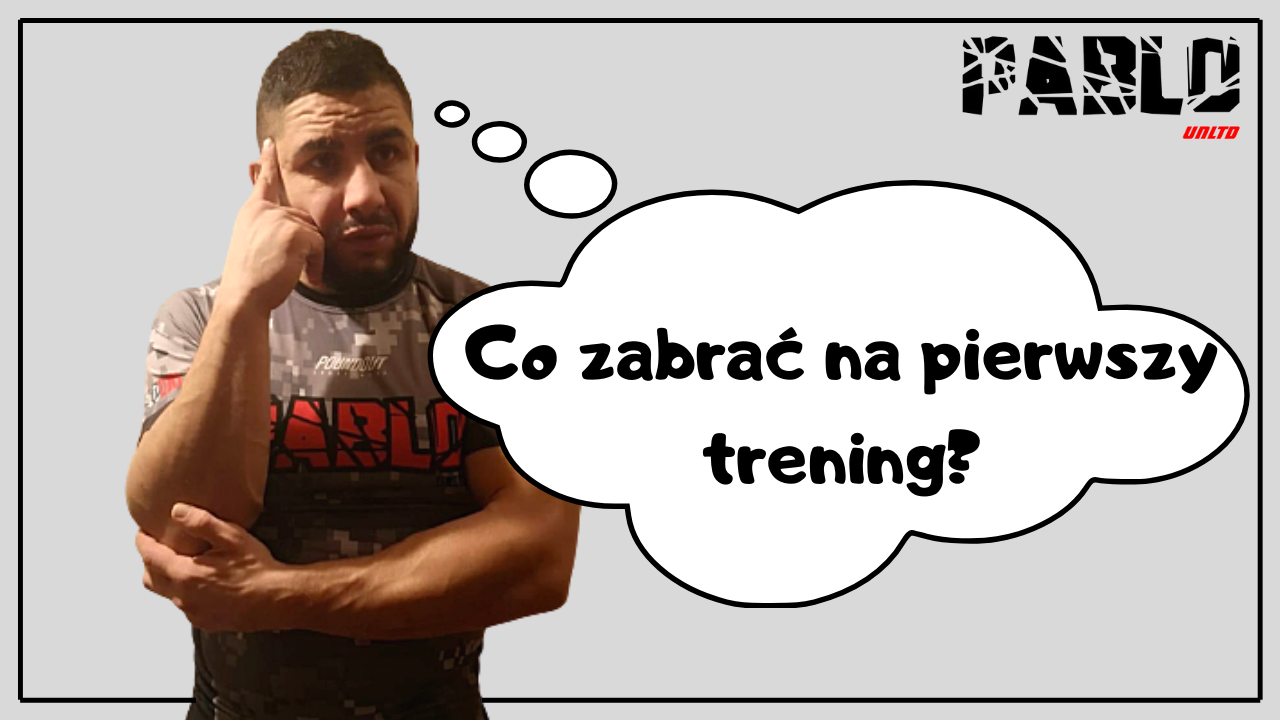 Co zabrać na pierwszy trening boks, kickboxing, MMA, cross-fit?