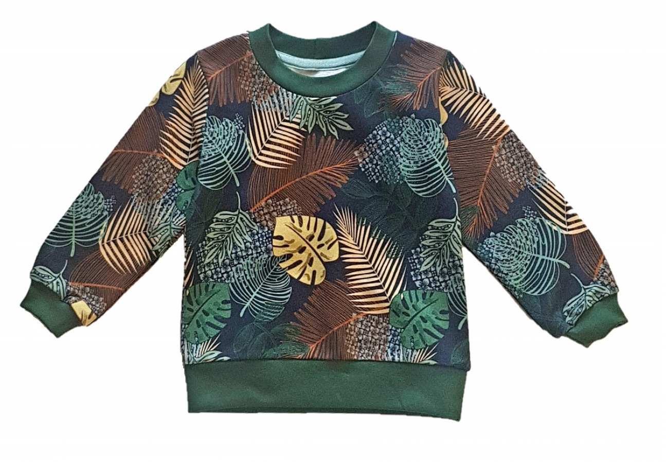 BLUZA JUNGLE