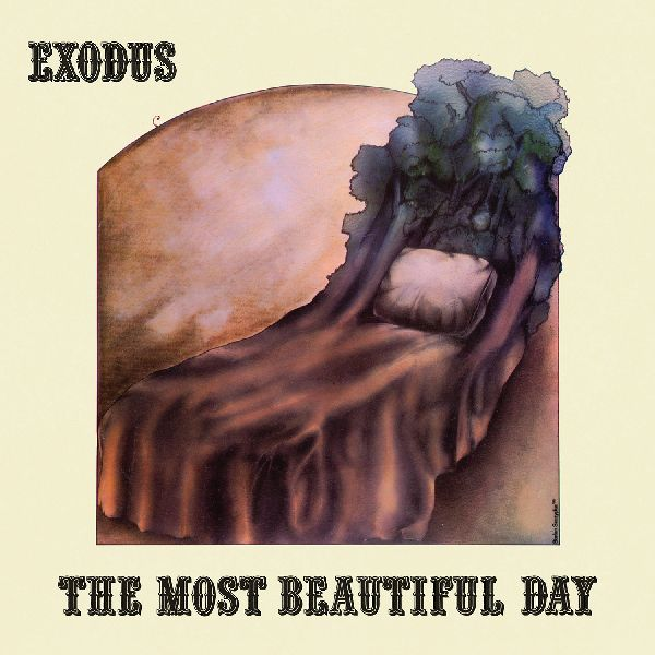 EXODUS - The Most Beautiful Day 0190295590369jpg