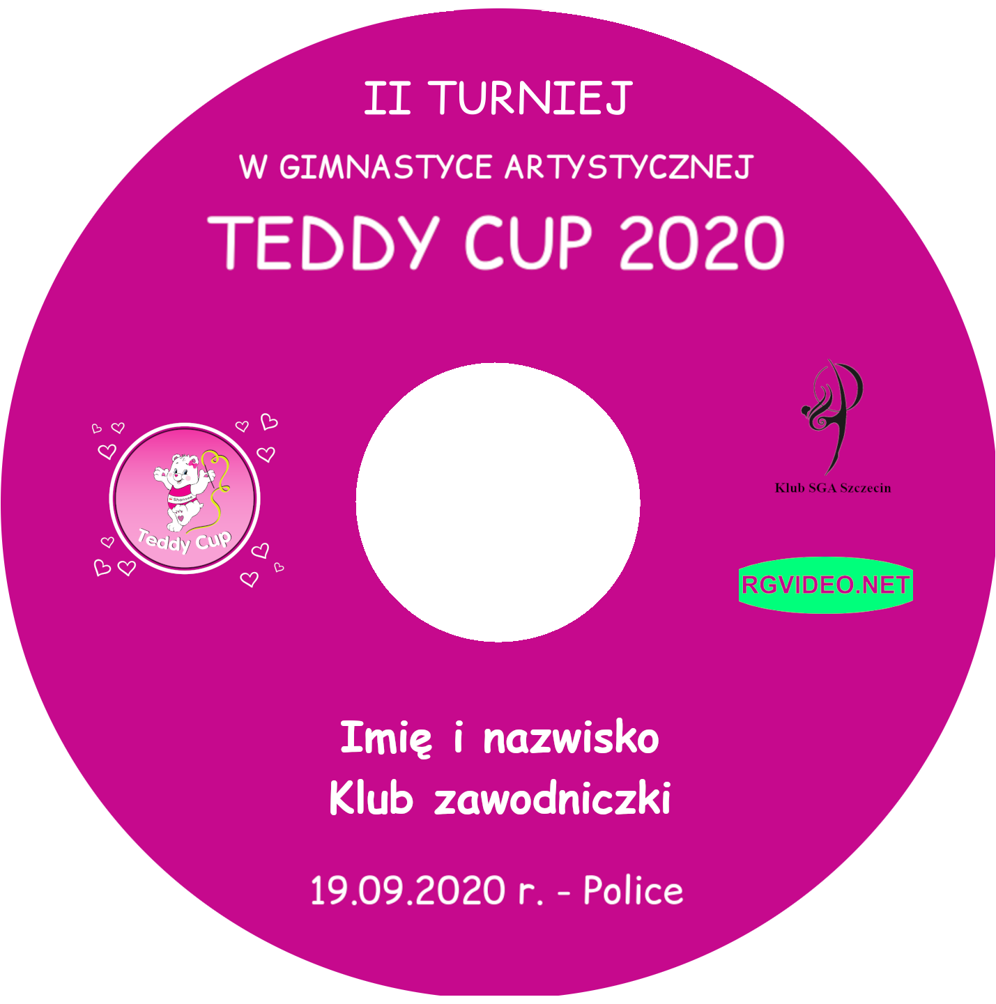 NAGRANIE VIDEO - TEDDY CUP 2020