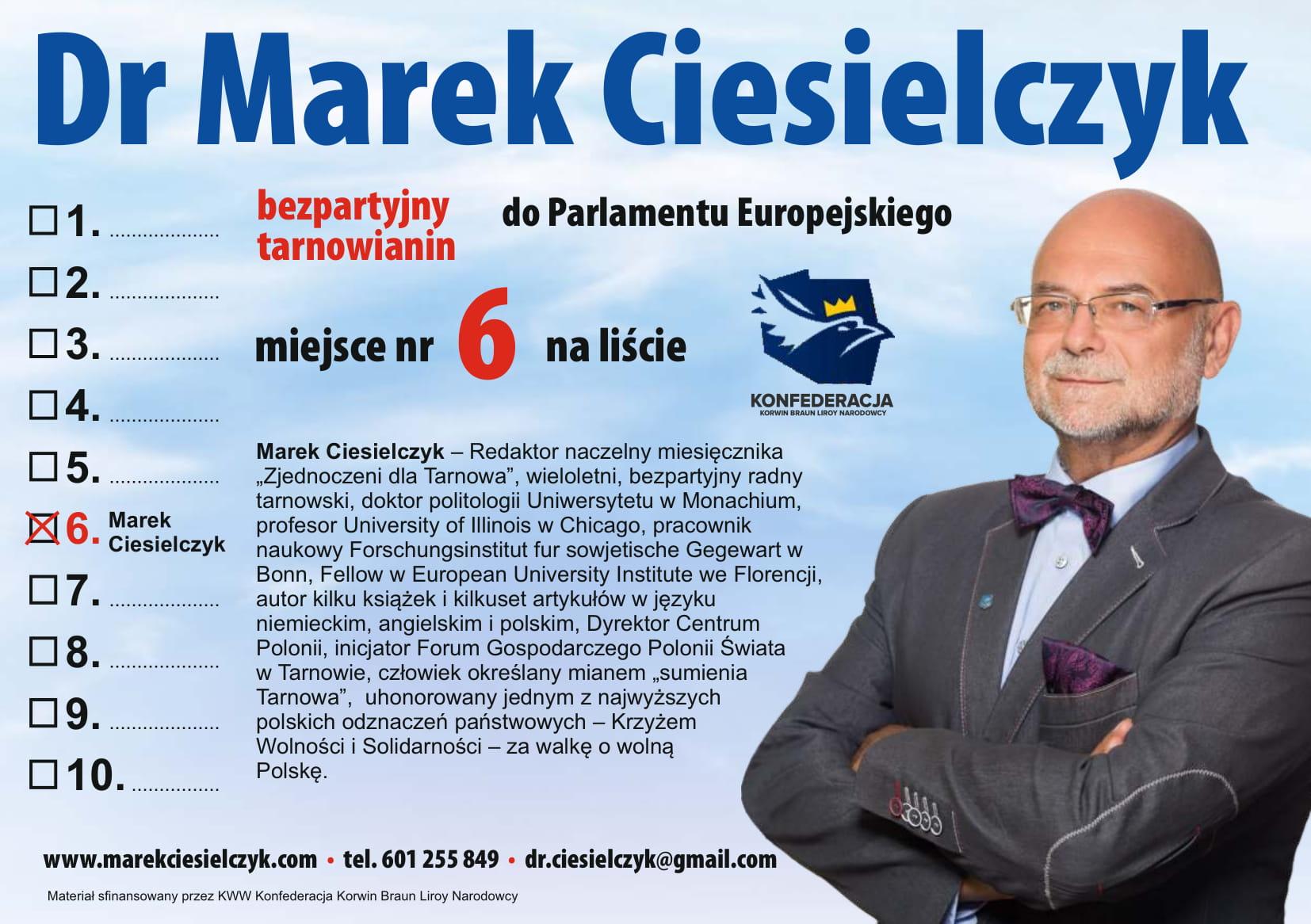 dr Ciesielczyk do PE ulotka jpg 1jpg