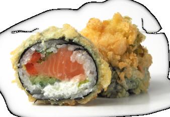 Sake tempura freepng