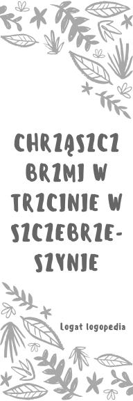 Chrzszcz brzmi w trzcinie w Szczebrze- szyniepng