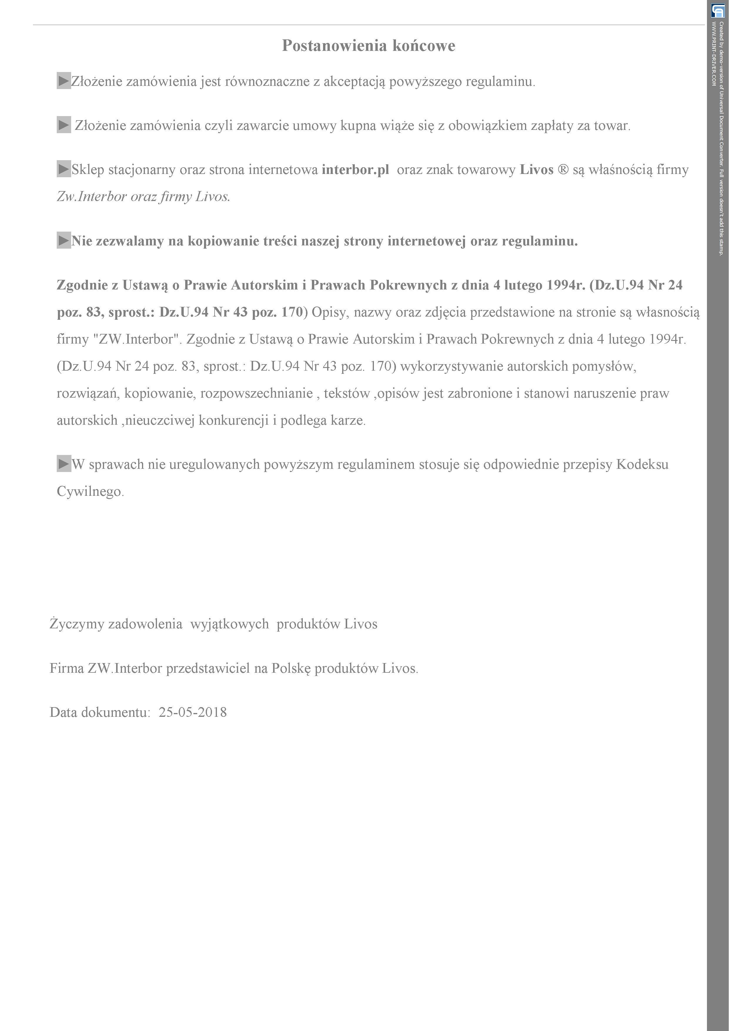 Regulamin zakupw 25 maj 20184jpg 5 str wwwjpg