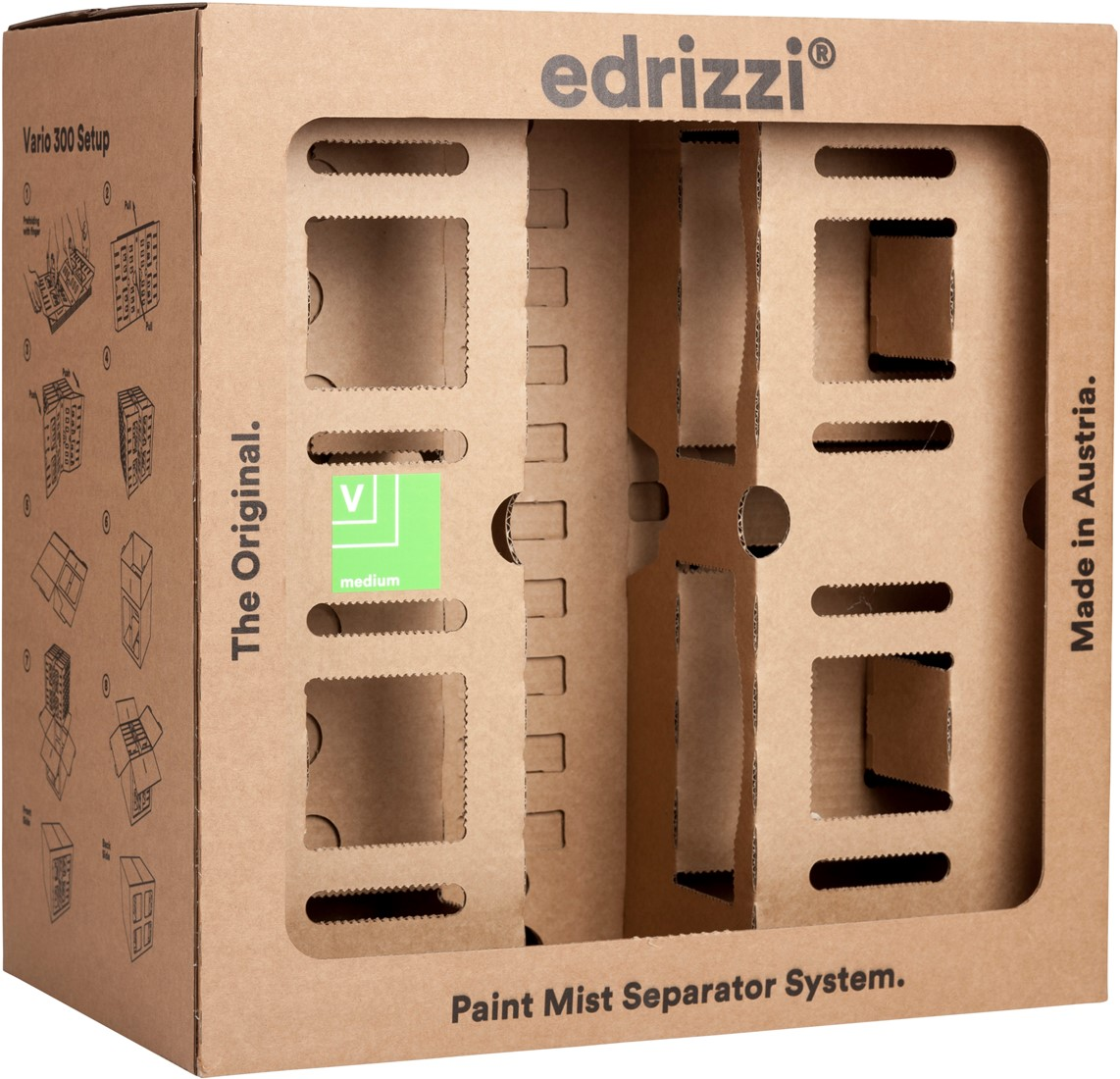 Edrizzi, box filter